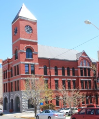 Butte City Hall, 1890, E. Broadway