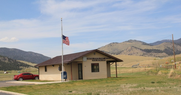 Divide post office, Silver Bow County