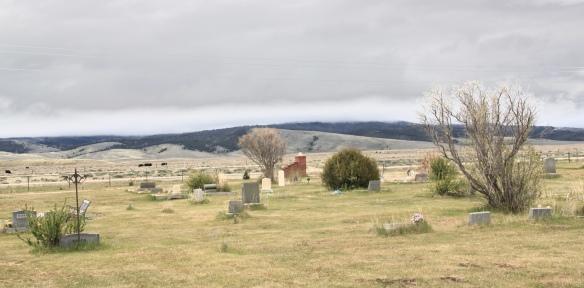 Wisdom Cemetery, MT 43 8