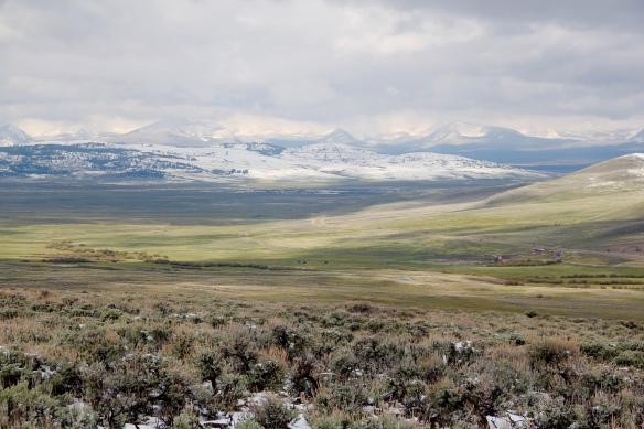 hamilton ranch, Big Hole Pass