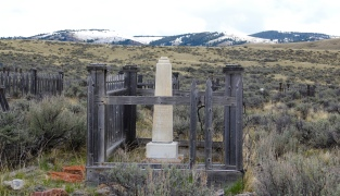 Bannack Road Cemetery 1
