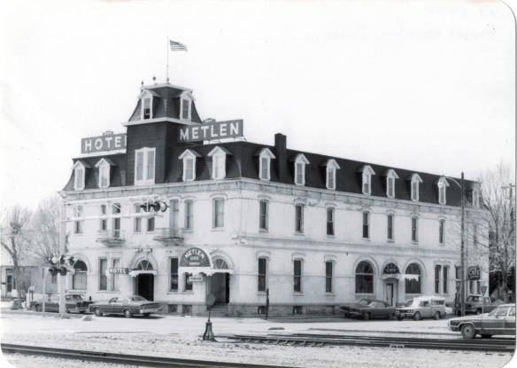 Hotel Metlen, Dillon (p84 54-35)