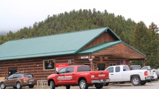 Dewey Bar, MT 43