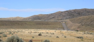 Clark Canyon Dam I-15 Reclamation