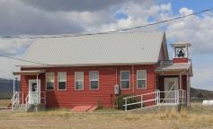 Grant school, old, MT 324