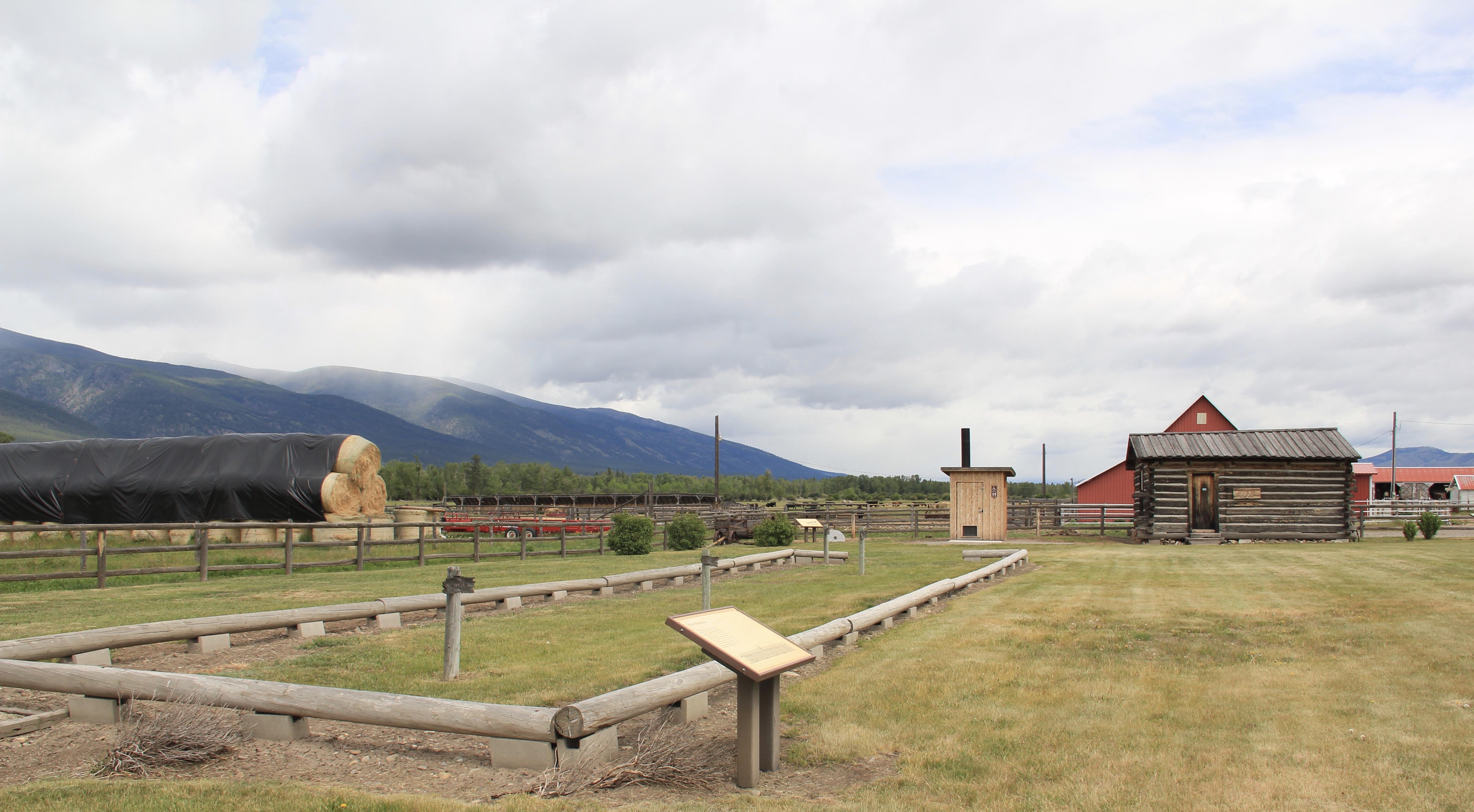 Fort Owen, Stevensville, Ravalli Co 20