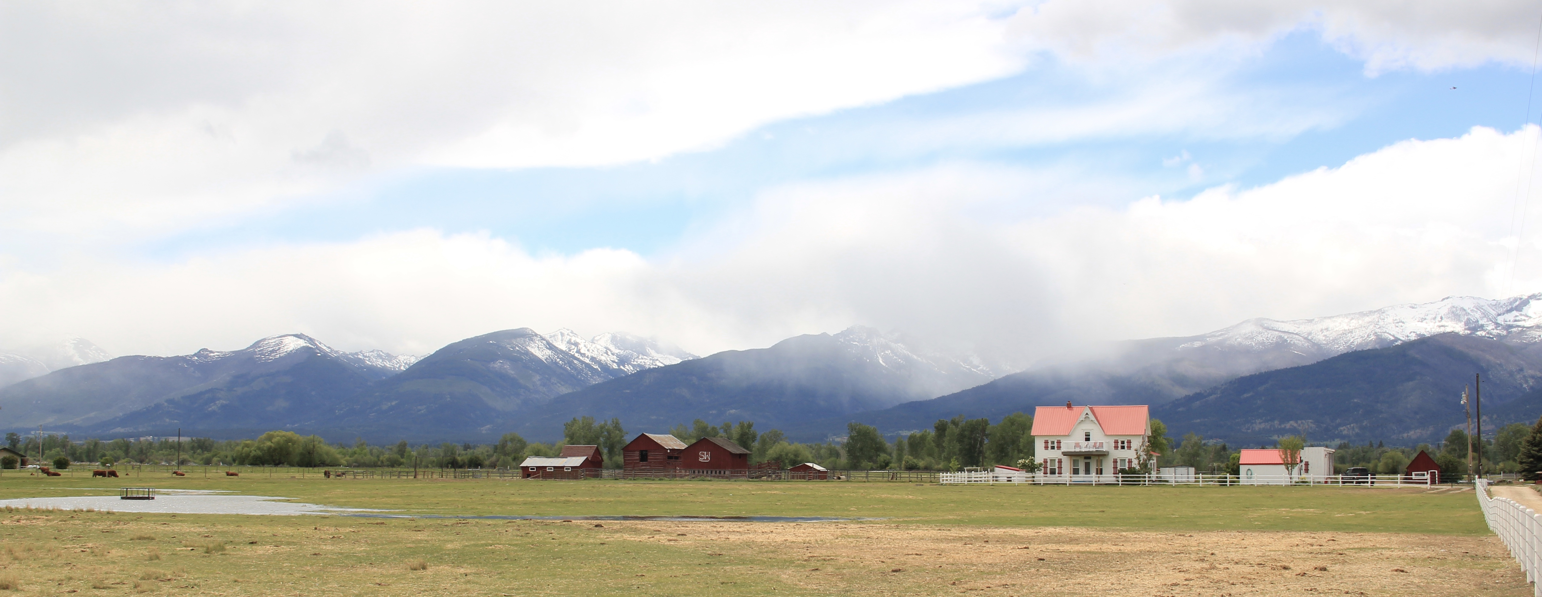 Lazy Drive Ranch at Eastside Hwy, Ravalli Co