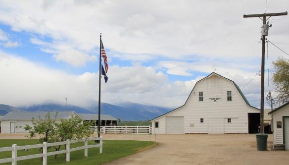 Popham Ranch,  460 Popham Lane, Corvallis vicinity NR