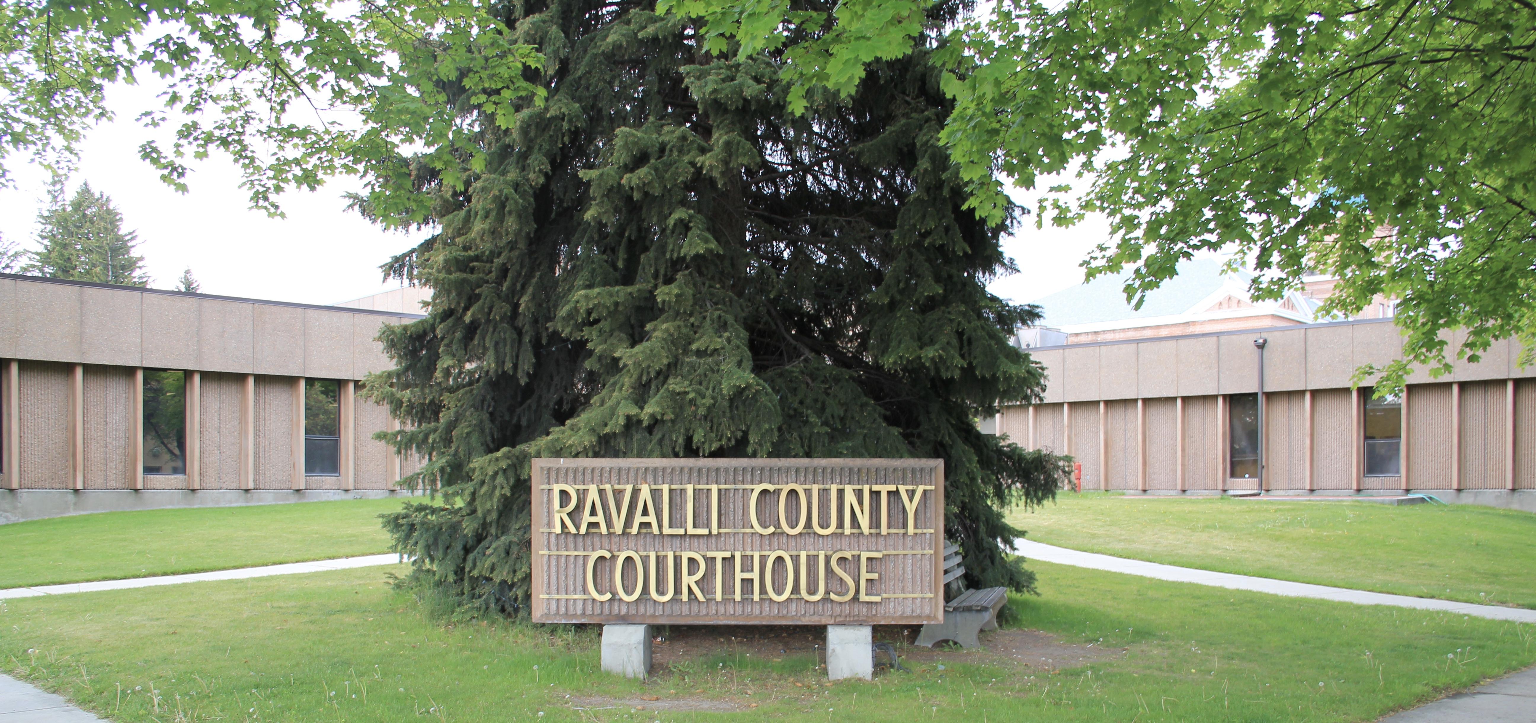 Ravalli County Courthouse (1976)