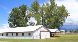 Ravalli County Fairgrounds, Hamilton 3