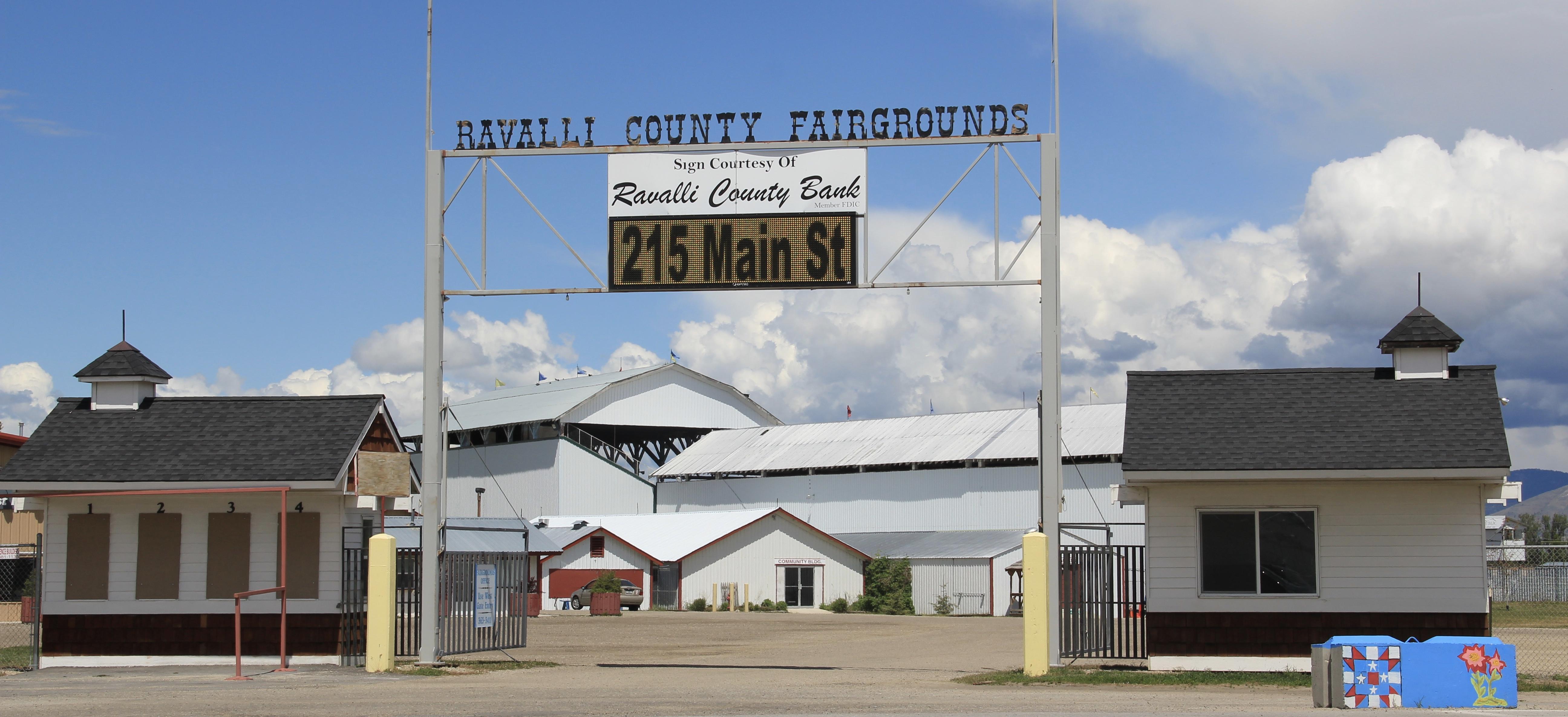 Ravalli County Fairgrounds, Hamilton 4