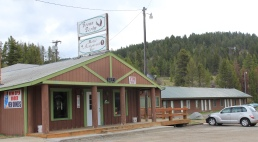 Brown Derby, MT 1, Georgetown Lake
