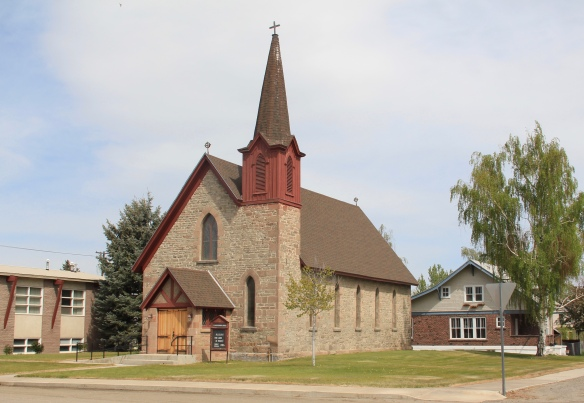 St. James Episcopal, 4th at Cottonwood, Deer Lodge