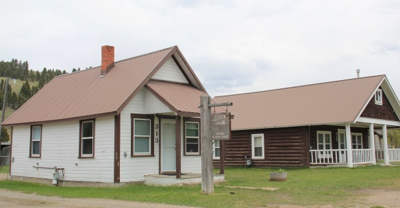 Helena National Forest ranger station, Elliston