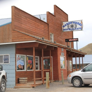 Wagon Wheel Cafe, Drummond, Granite Co