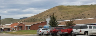 Granite Co, School complex, Edwards St, Drummond