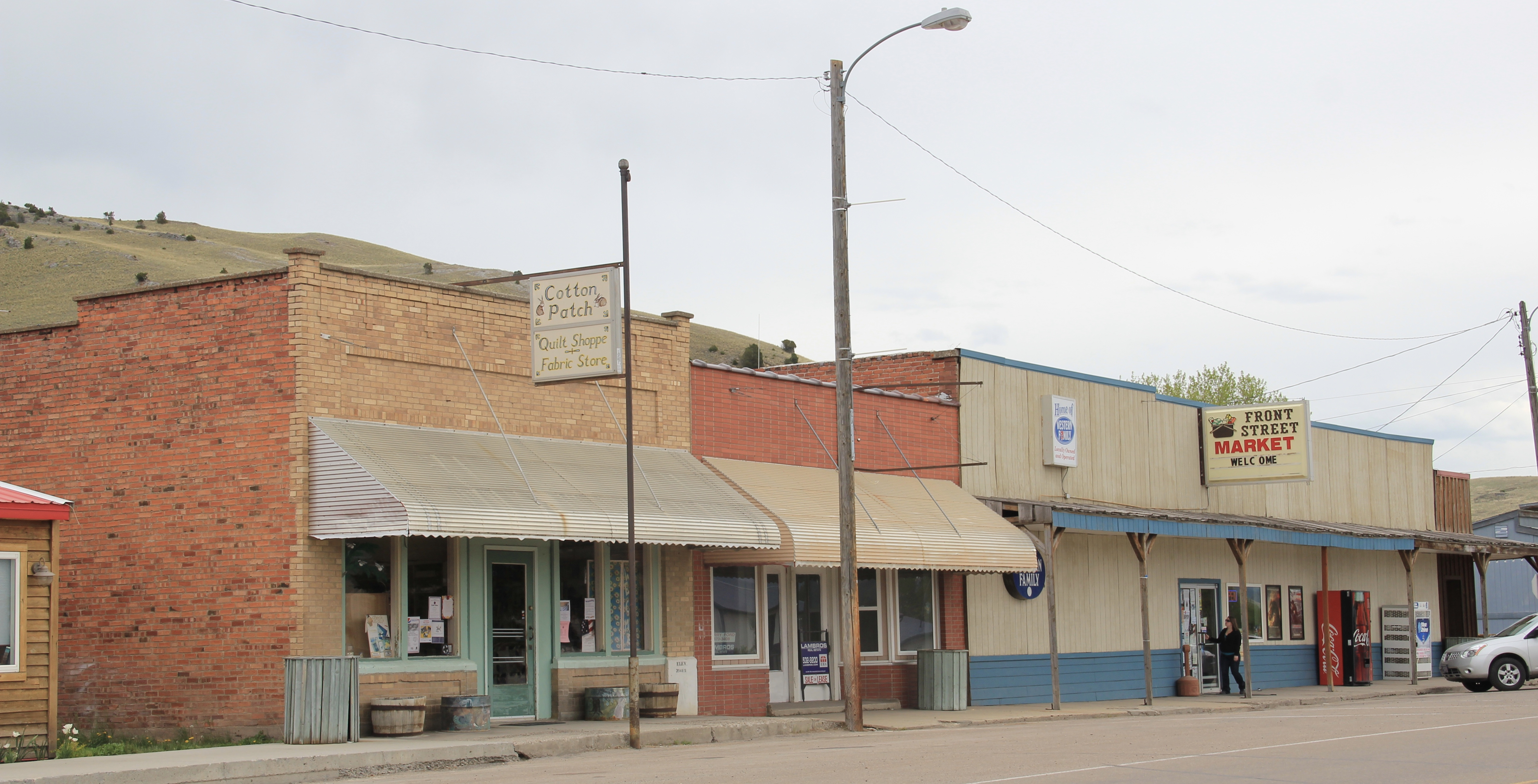 Granite Co, Drummond Front Street