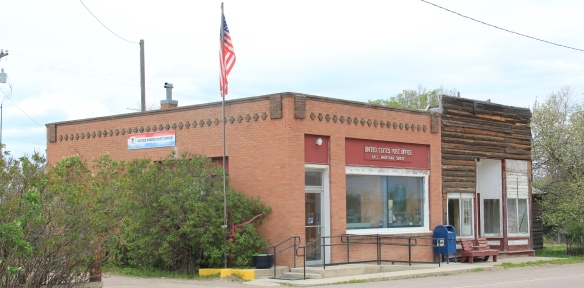 Granite Co, Hall post office, St 512