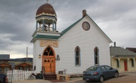 Granite Co, church converted into B&B, Phillipsburg
