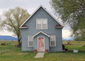 Helmville residence, MT 271, Powell Co