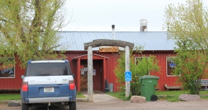 Trixie's Bar, MT 200, Ovando
