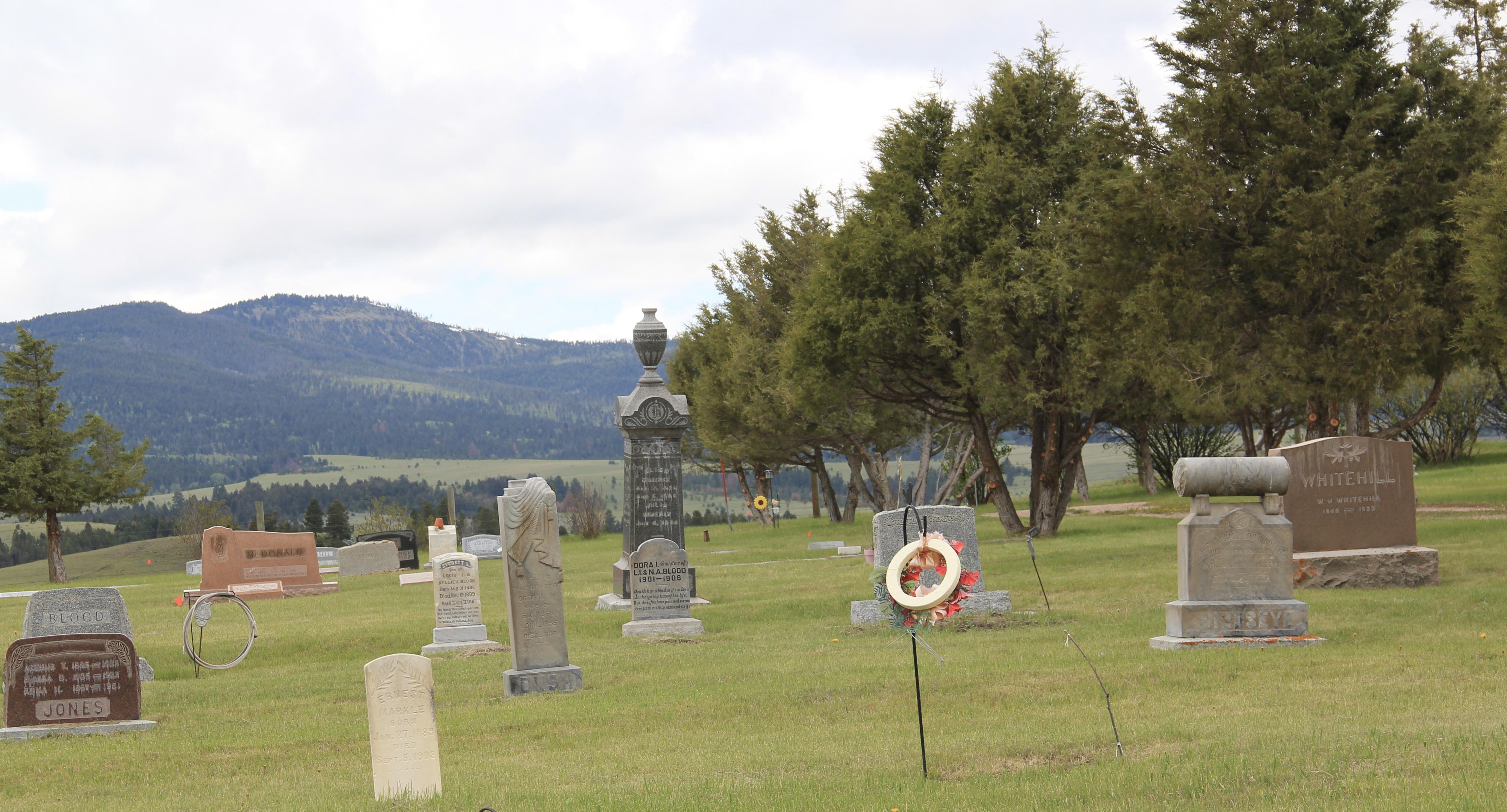 Avon Cemetery, W, Powell Co