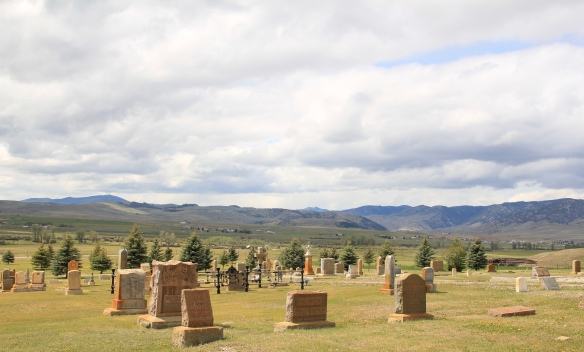 Valley Cemetery, Mullan Road, Granite Co 2