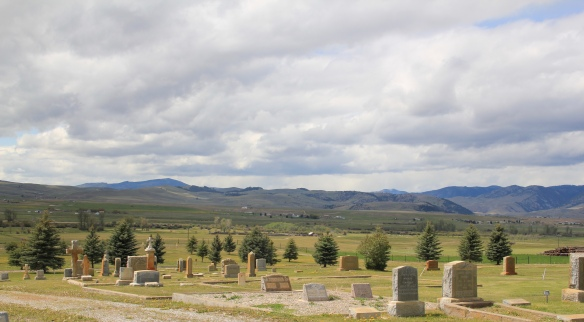 Valley Cemetery, Mullan Road, Granite Co 3