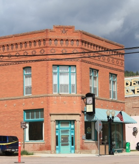 Masonic Hall, 1911, Phillipsburg 1