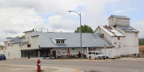 Stevensville Feed and Mill, 407 Main