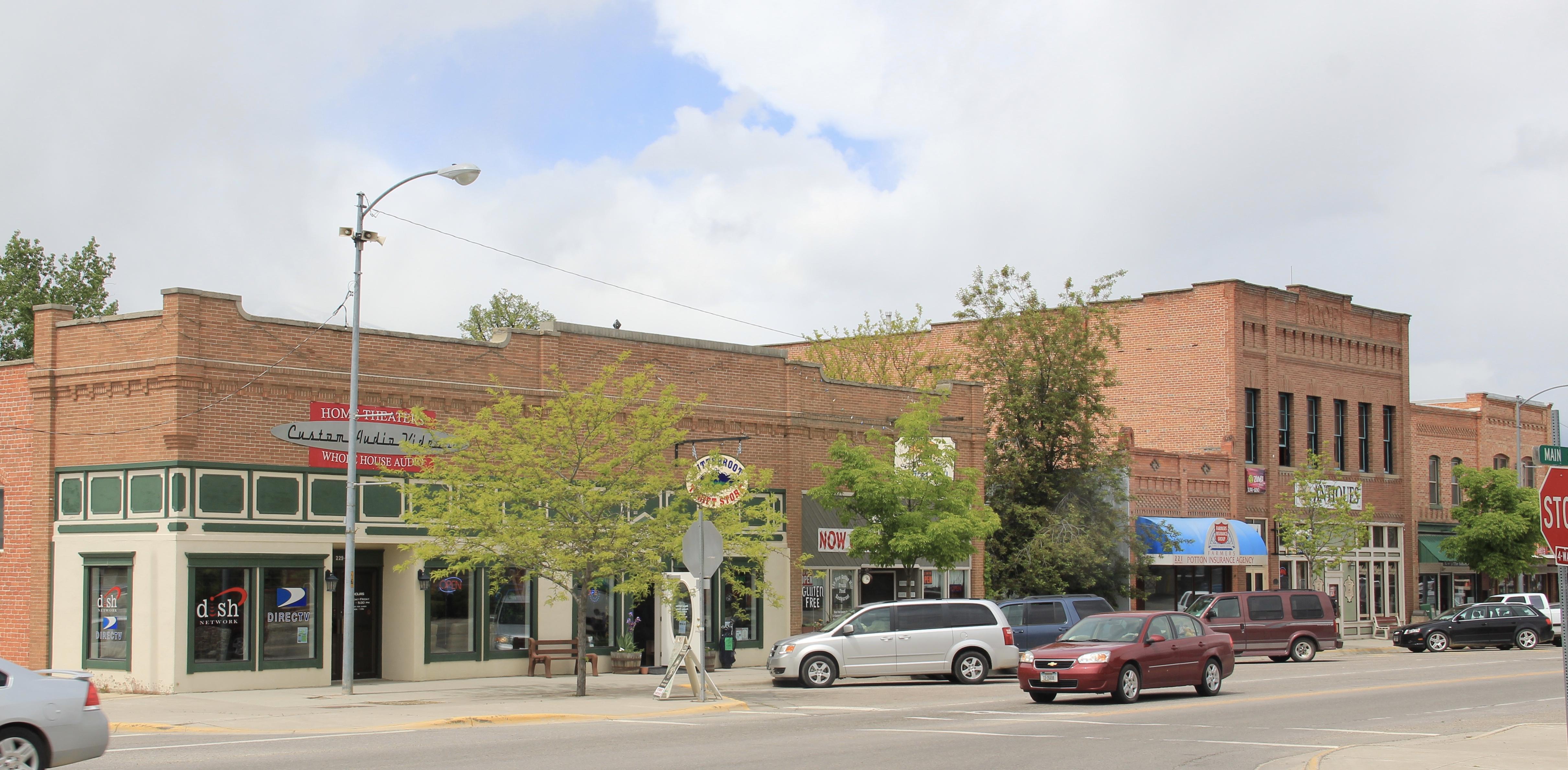 Stevensville commercial HD