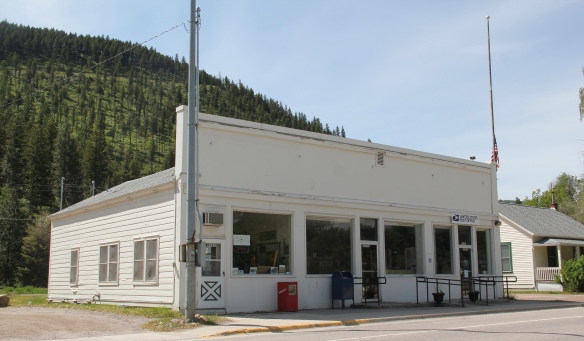 Missoula Co Bonner post office