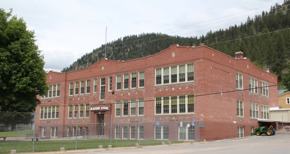 Mineral Co Alberton school