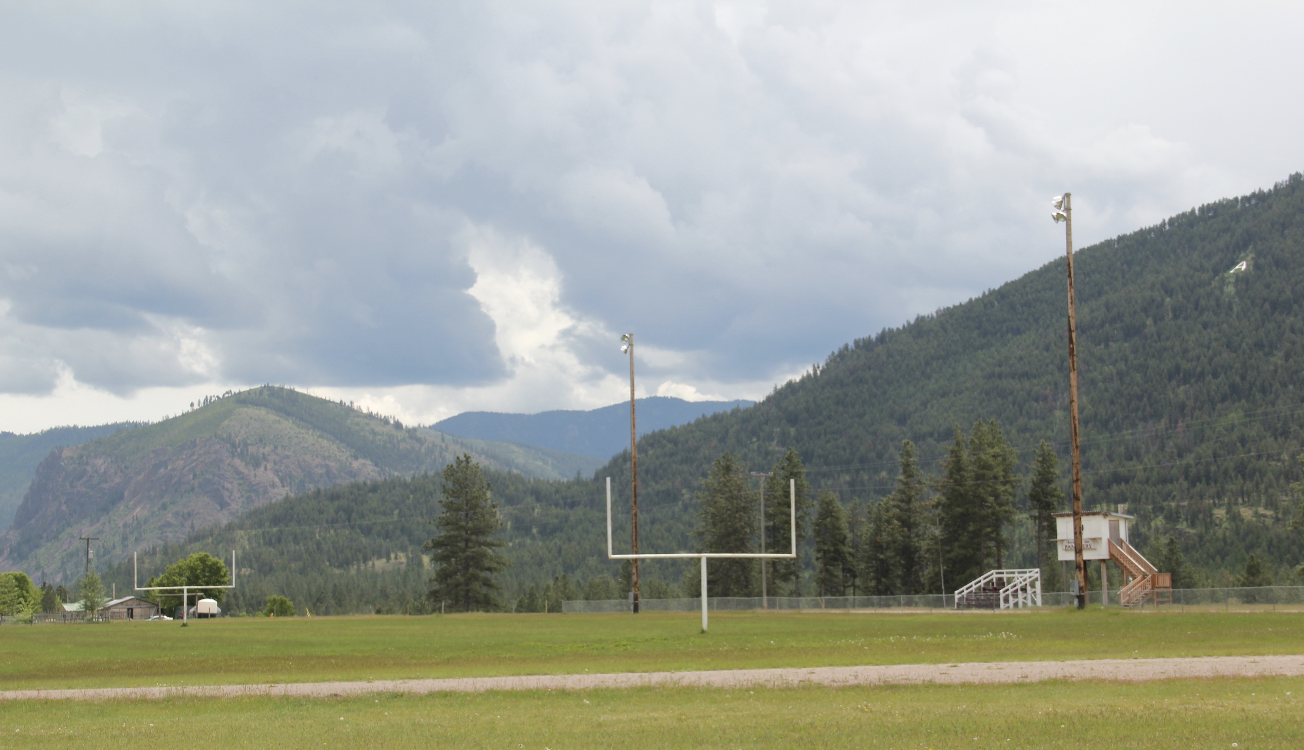 Mineral Co Alberton football field 1