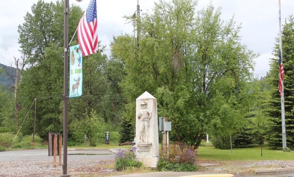 Mineral Co St Regis Mullan statue