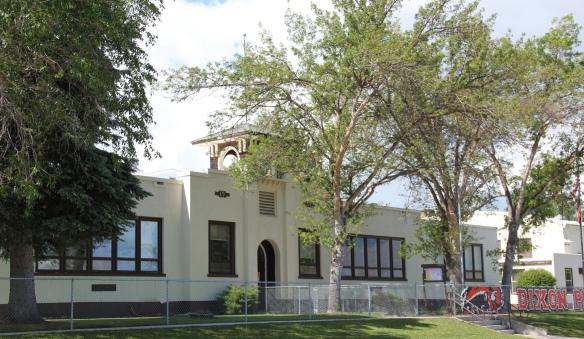 Sanders Co Dixon school