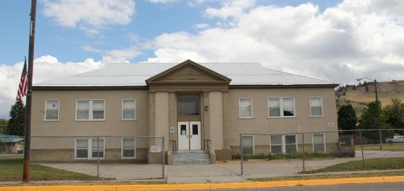 Sanders Co Plains school