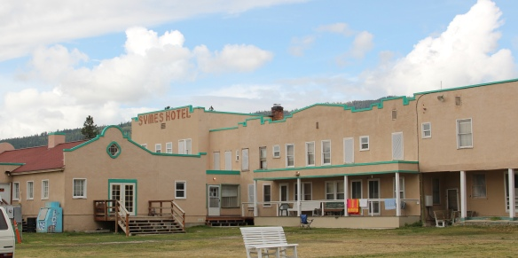 Lake Co Hot Springs Symes Hotel NR 4