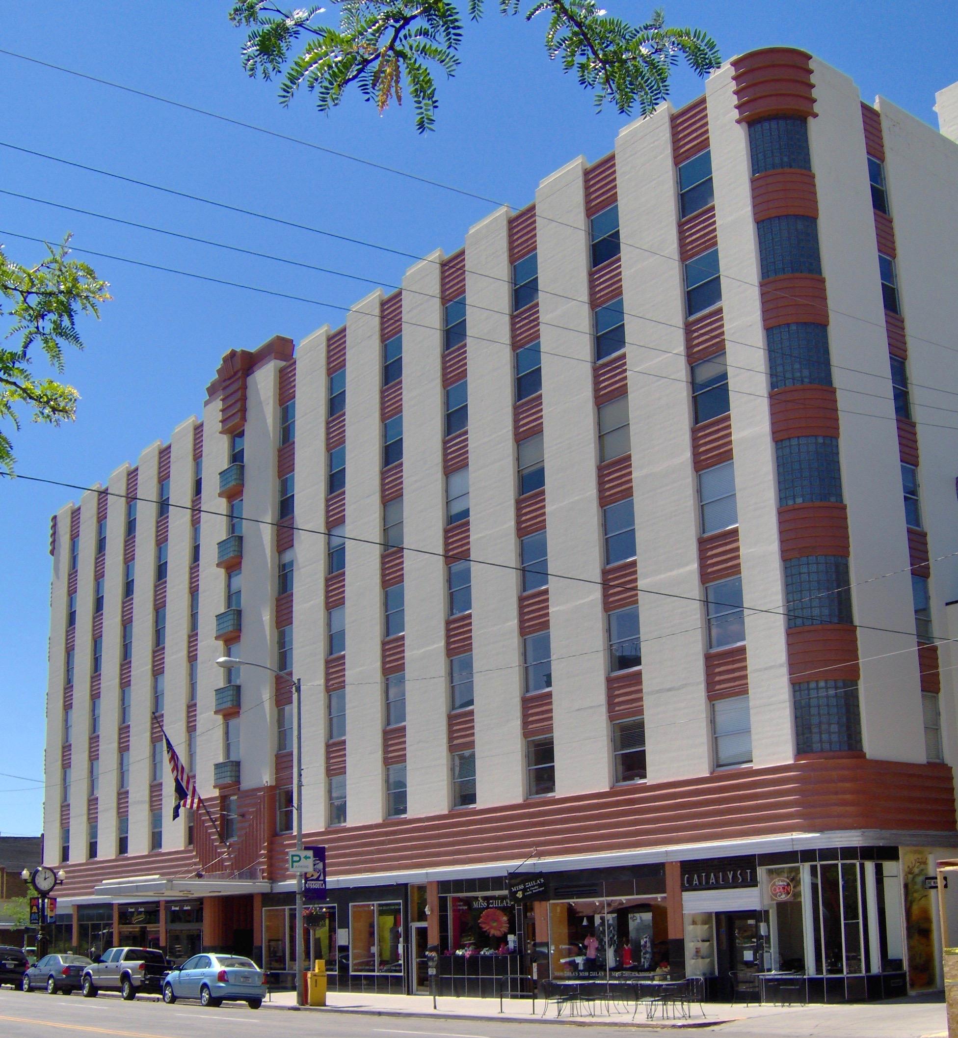Missoula 2006 021 Medical Arts Building Art Deco