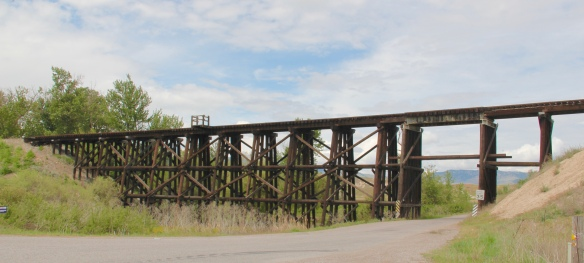 Lake Co NP  trestle Moise road