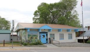 Flathead Co Eureka library