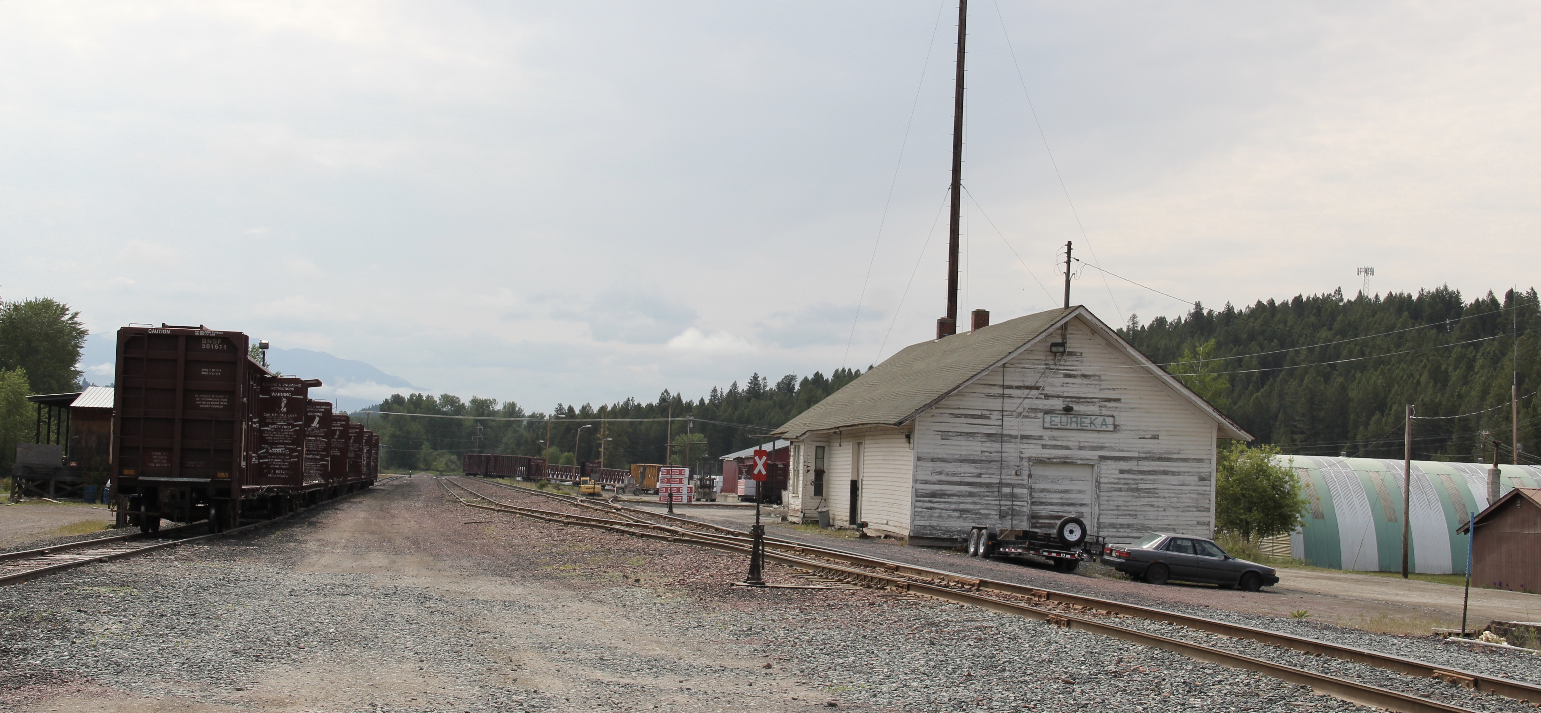 Flathead Co Eureka GN depot 2