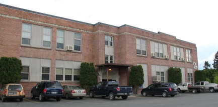 Lincoln Co Libby old elementary school 1