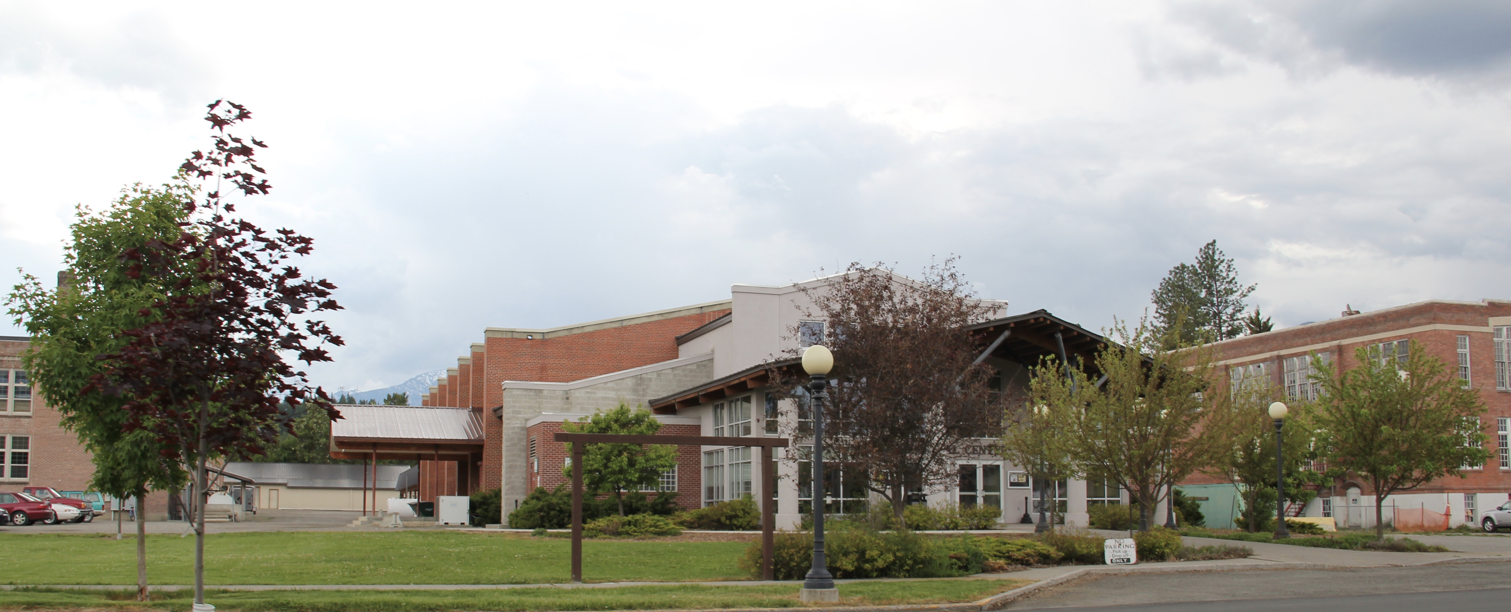 Lincoln Co Libby hospital