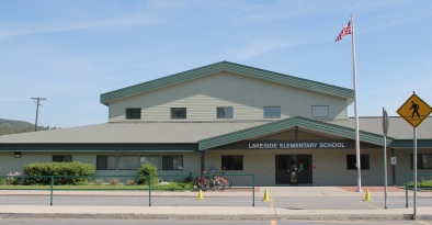 Lake Co Lakeside school