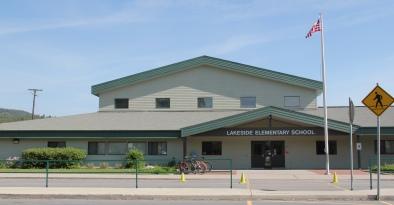 Lake Co Lakeside school