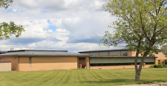 2011 MT Pondera County Dutton modern school 023