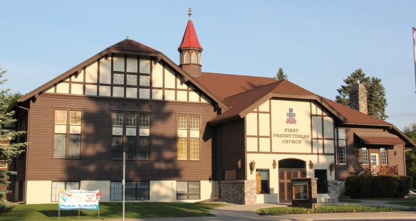 Flathead Co Kalispell Main St 1st Presbyterian 1
