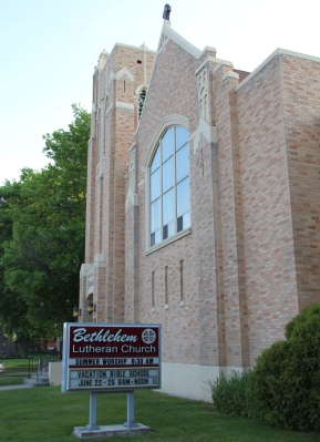 Flathead Co Kalispell Main St Bethlehem Lutheran 2