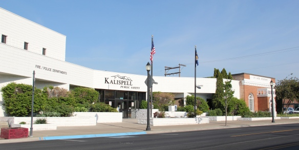 Flathead Co Kalispell public safety building